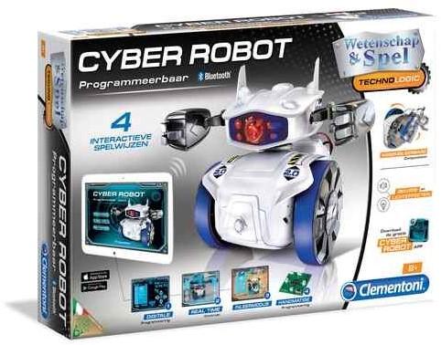 Clementoni  Wetenschap Cyber Robot-1