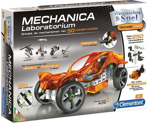 Clementoni technologie Mechanica Lab-1