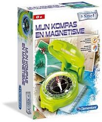 Clementoni  Wetenschap Magnetisme 8+