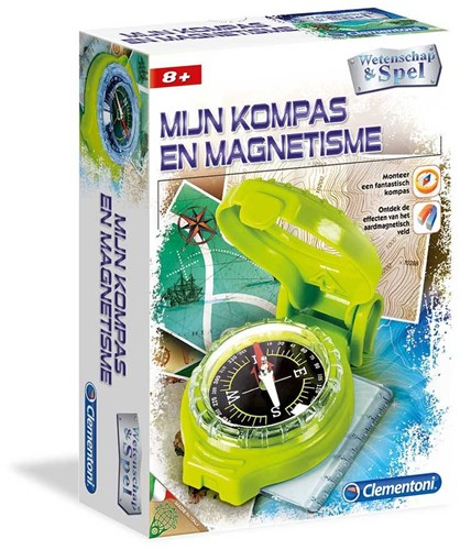 Clementoni wetenschap Magnetisme-1