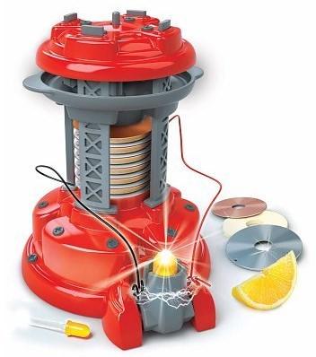 Clementoni  Wetenschap Elektriciteit 8+-2