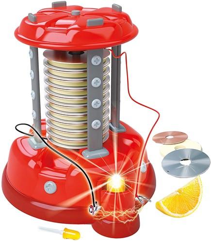 Clementoni wetenschap Elektriciteit-3