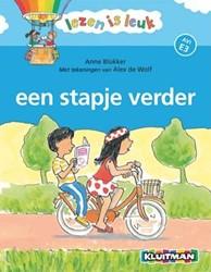 Kinderboeken  avi boek Een stapje verder AVI E3