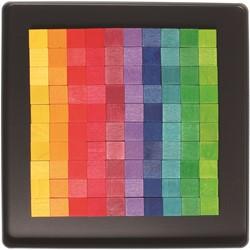 Grimm's Magnet Puzzle Quadrato