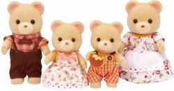 Sylvanian Families  speel figuren Familie Honing - 3150
