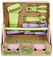 Green Toys Tool Set (Pink)-2