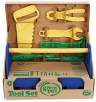 Green Toys Tool Set (Blue)-2