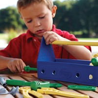 Green Toys Tool Set (Blue)-3