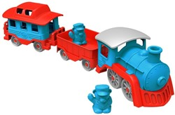 Green Toys Train (Blue)