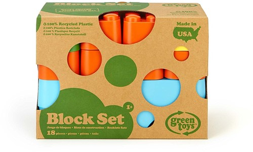 Green Toys Block Set-2