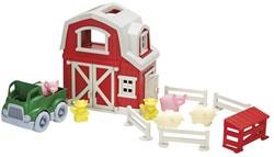 Green Toys  speelset Farm Playset