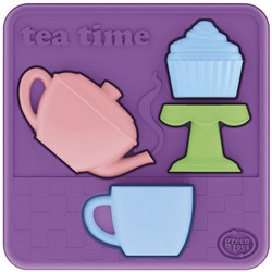 Green Toys Tea Party 3D Puzzle