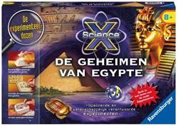 Ravensburger  ScienceX wetenschapsdoos geheimen van Egypte
