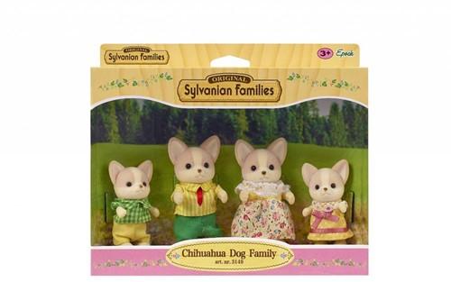 Sylvanian Families  speel figuren Familie Hilton - 3149-2