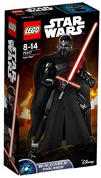 Lego  Star Wars set Kylo Ren 75117