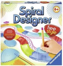 Ravensburger  knutselspullen Spiral-Designer Freestyle