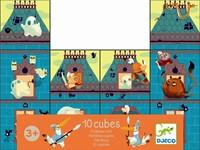 Djeco stapelblokken kastelen-1