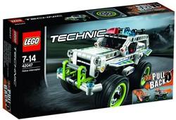 Lego  Technic set Technic - Politieonderscheppingsvoertuig 42047