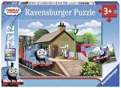 Ravensburger  legpuzzel Thomas de locomotief