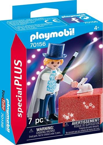 Playmobil Special Plus - Goochelaar 70156