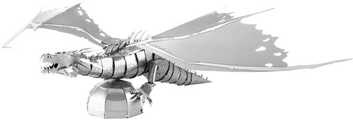 Metal Earth -  constructie speelgoed - Harry Potter Gringotts Dragon