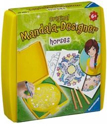 Ravensburger  knutselspullen Mandala-Designer Paarden