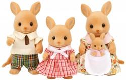Sylvanian Families  speel figuren Familie Buidel - 3148