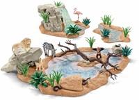 Schleich Safari - Groot Avontuur- Wasplaats  42321-3