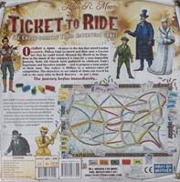 Days of wonder bordspel Ticket to ride USA - EN-2