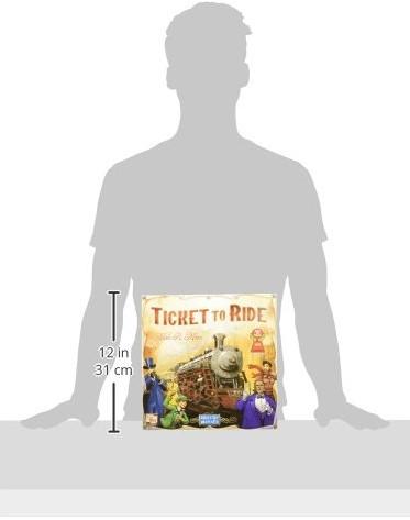 Days of wonder bordspel Ticket to ride USA - EN-3