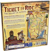 Days of Wonder  bordspel spel Ticket to Ride - Afrika-2