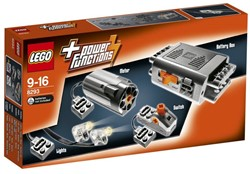LEGO Technic set Technic - Power functies motorset 8293
