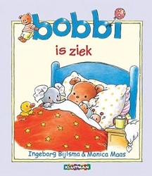 Kinderboeken  avi boek Bobbi is ziek AVI Start
