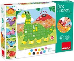 Goula Dino Foamstickers