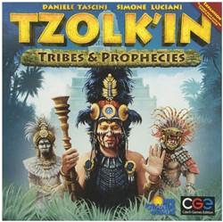 Czech Games Edition bordspel Tzolkin Tribes & Prophecies Engelse editieCzech Games Edition bordspel Tzolkin Tribes & Prophecies Engelse editie
