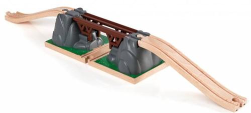BRIO trein Instortende brug 33391-1