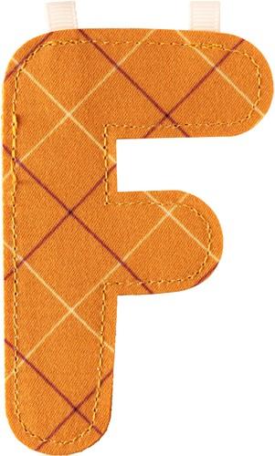 Lilliputiens Letter F