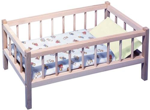 Goki Dolls bed