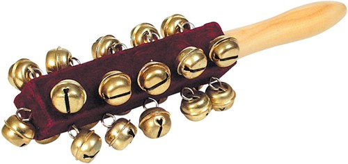 Goki Bell stick with 21 bells