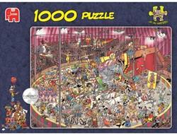 Jumbo  Jan van Haasteren legpuzzel Circus van Haaeren - 1000 stukjes