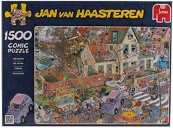 Jumbo Jan van Haasteren puzzel De Storm - 1500 stukjes