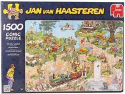 Jumbo Jan van Haasteren puzzel De Golfbaan - 1500 stukjes