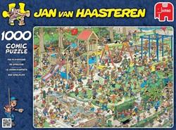 Jumbo Jan van Haasteren puzzel De Dierentuin - 1000 stukjes