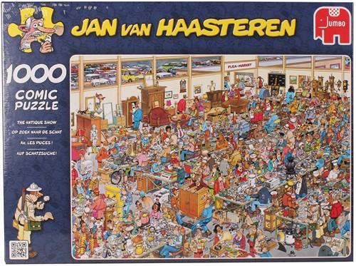 Jumbo puzzel Jan van Haasteren Op Zoek Naar De Schat - 1000 stukjes
