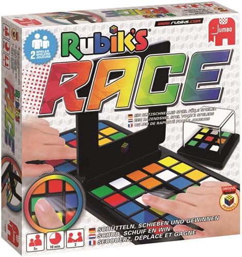 Jumbo Rubik's Race