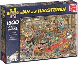 Jumbo Jan van Haasteren puzzel De Hondenshow - 1500 stukjes