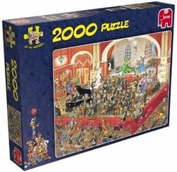Jumbo  Jan van Haasteren legpuzzel Opera  - 2000 stukjes