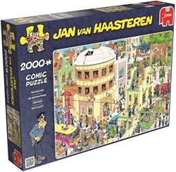 Jumbo Jan van Haasteren puzzel De Ontsnapping - 2000 stukjes
