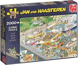 Jumbo Jan van Haasteren puzzel De Sluizen - 2000 stukjes