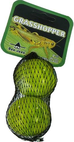 Don Juan knikkers Grasshopper 42m